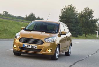 Ford Ka+ : Citadine tandoori    #1