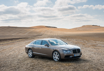 Bentley Flying Spur V8 S (2016) #1