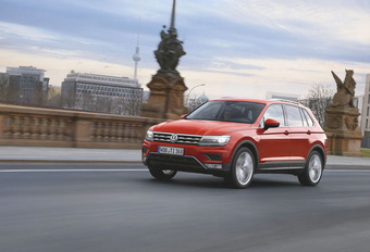 volkswagen tiguan essai moniteur automobile. Black Bedroom Furniture Sets. Home Design Ideas