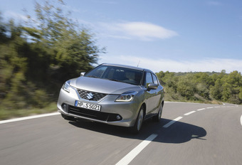 Suzuki Baleno 1.2 CVT : Attachante #1