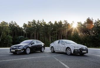 Essai prototype Opel Insignia 2017 : en faire plus #1