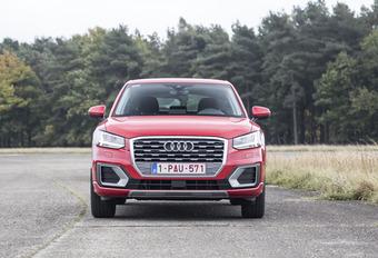 Audi Q2 1.4 TFSI : Klein maar trendy #1