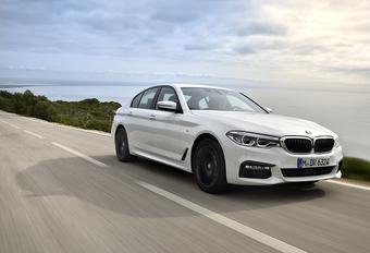BMW 540i (2016) #1