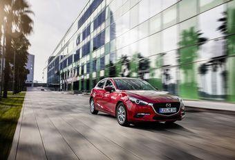 Mazda 3 2017: een goede jaargang #1