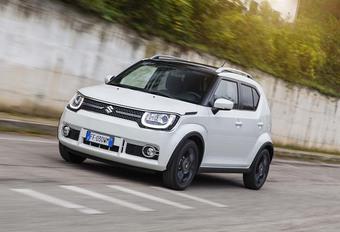 Suzuki Ignis : Le micro SUV #1