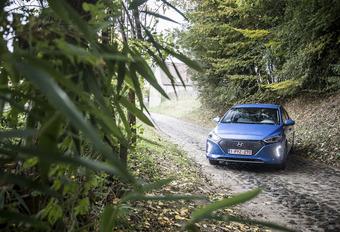Hyundai Ioniq Hybrid : Koreaanse Prius-killer #1