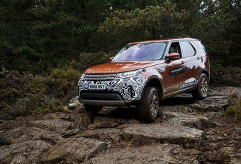 Land Rover Discovery : rien ne lui résiste #1
