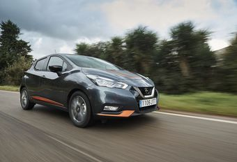 Nissan Micra : une toute autre voiture #1