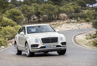 Bentley Bentayga Diesel : Nieuwe horizonten #1