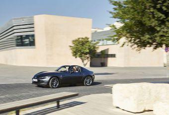 Mazda MX-5 RF: Verruimingsoperatie #1