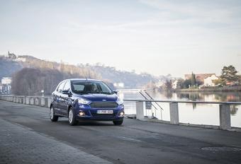 Ford Ka+ 1.2 70 : Als de rede spreekt #1