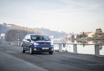Ford Ka+ 1.2 Ti-VCT 70 : Plus maligne que jamais #1