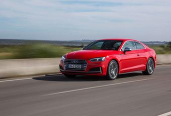 Audi S5 Coupé (2017) #1