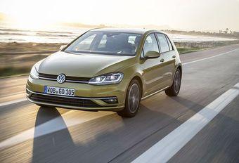 Volkswagen Golf VII phase 2 : jeunisme sans Botox #1