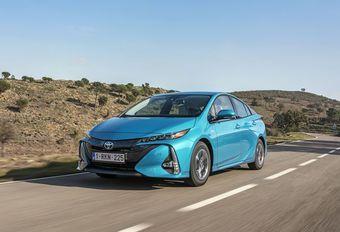 Toyota Prius Plug-in Hybrid : chargée de bon sens #1