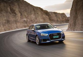Audi RS3 Sportback – C'est qui le chef ? #1