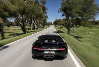 Bugatti wil de 500 km/u halen #1