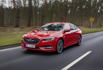 Opel Insignia Grand Sport 2.0 CDTI (2017)