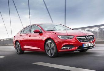 Opel Insignia GrandSport : Fleet Karma #1