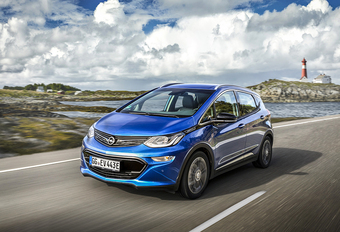 Opel Ampera-E (2017) #1
