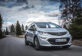 Opel Ampera-E : un pas de plus #1