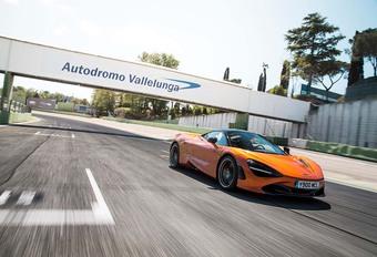McLaren 720S: Ferrari pesten #1