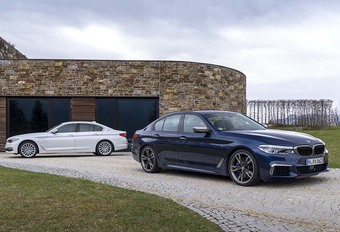 BMW 530e & M550i xDrive : le grand écart #1
