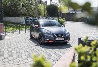 Nissan Micra IG-T 90 : Légèreté et dynamisme #1
