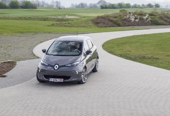 Renault Zoé Z.E. 40 : Sur les traces de Tesla #1