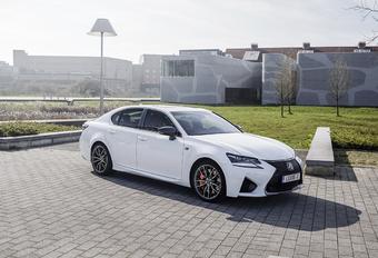 Lexus GS F : L'assaut nippon #1