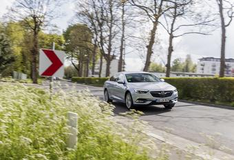 Opel Insignia Grand Sport 2.0 CDTI : Meer gran turismo dan 'Grand Sport' #1