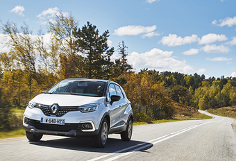 Renault Captur 1.5 dCi 110 (2017) #1