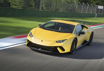 Lamborghini Huracán Performante : Asphaltophage #1