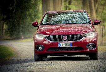 Fiat Tipo 1.6 Multijet DCT : Automa(démocra)tique #1