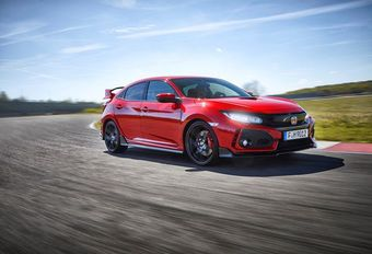Honda Civic Type R 2017: beschaafde wildebras #1