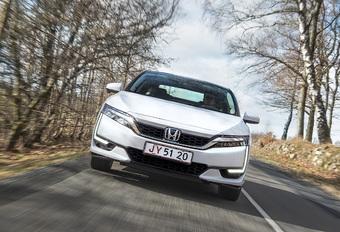 Honda Clarity Fuel Cell : Lentement mais sûrement #1