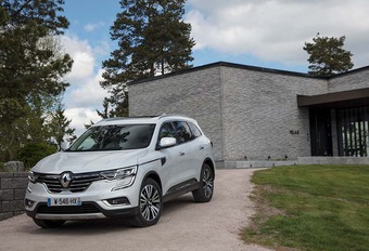 Renault Koleos: Interne concurrentie #1
