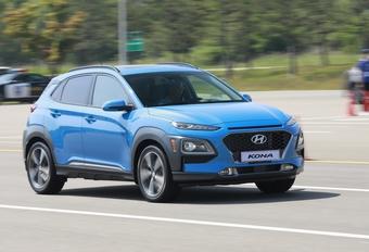 Hyundai Kona 1.6 T-GDi (2017)