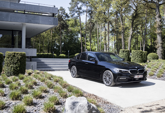 BMW 530e iPerformance : bien dans son époque #1
