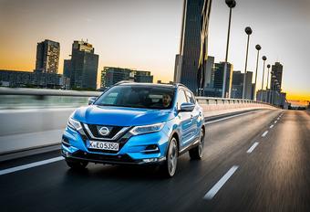 Nissan Qashqai : Succes bestendigen #1
