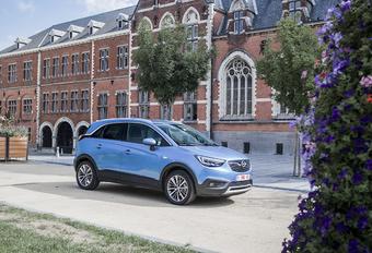 Quel Opel Crossland X choisir? #1