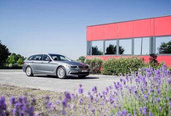 BMW 520d Touring 2018 #1