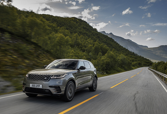 Range Rover Velar P380 First Edition (2017) #1