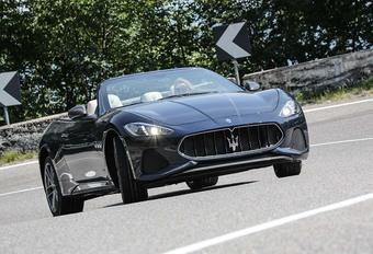 Maserati GranTurismo et GranCabrio 2018 : Le soin du détail #1