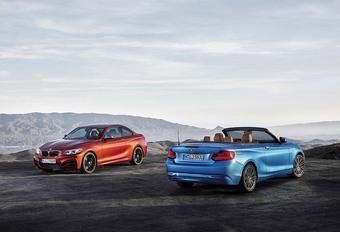 BMW SÉRIE 2 COUPÉ ET CABRIOLET : Comme ses grandes sœurs #1