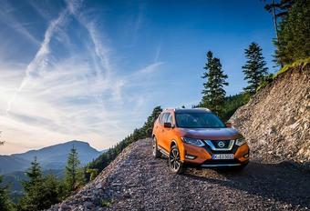 Nissan X-Trail 2017 : Opmaaksessie #1