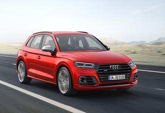 Audi SQ5 3.0 TFSI Quattro (2017) #1