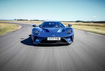 Ford GT: klaar voor Le Mans #1