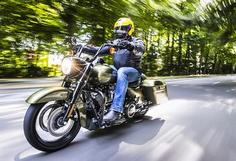 Harley-Davidson Road King Special : Koning rebel #1