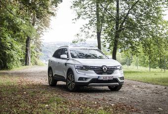 Renault Koleos dCi 175 4WD : La Renault des sommets #1